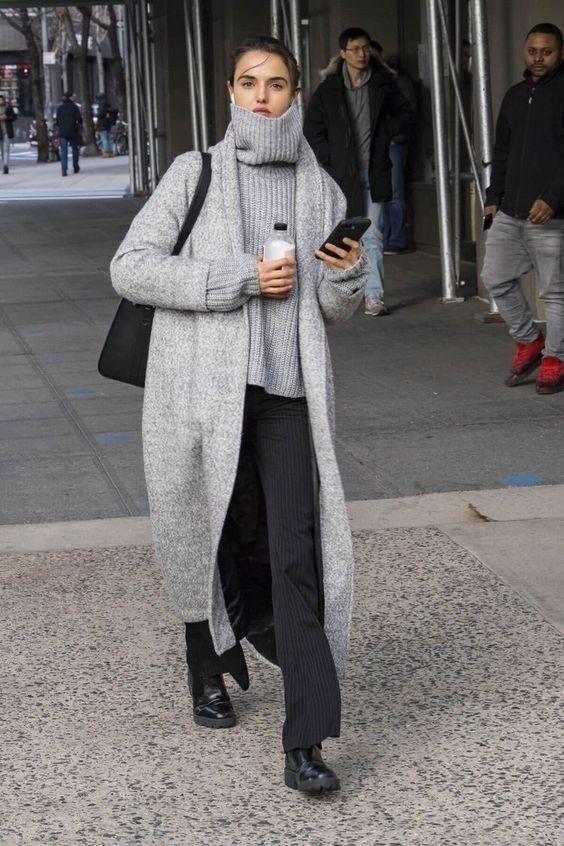 Schicke Winter Work Outfits