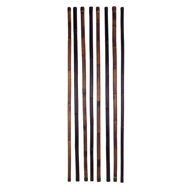 Bamboo Poles - Set of 8 -