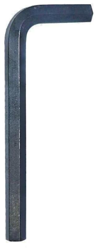 """Eklind 15112 Short Arm Hex Key, 3/16"""", Black oxide"""