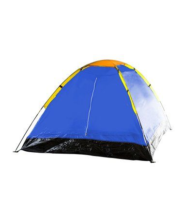 Look what I found on #zulily! Blue Two-Person Tent #zulilyfinds