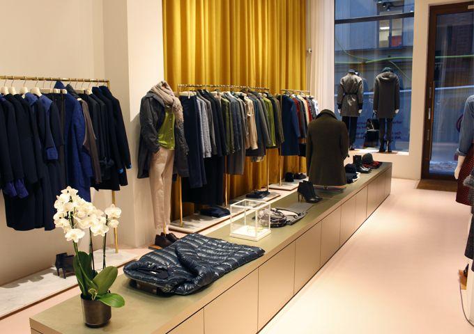 Gabucci – exklusiva butiker med unikt Designgolv från Weber