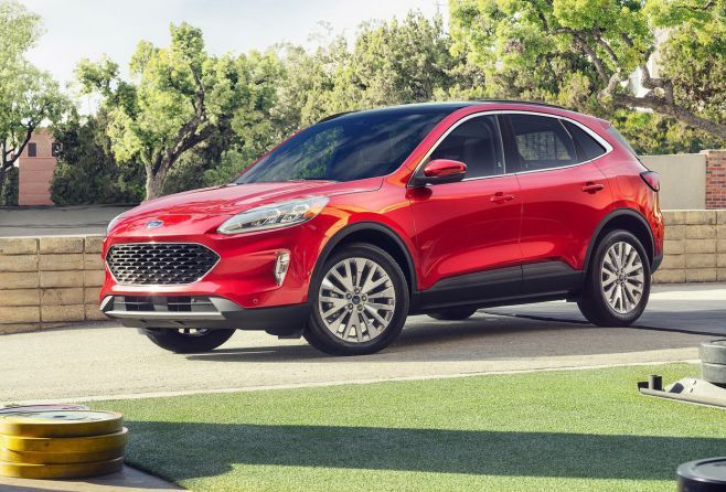 2020 Ford Escape 2020fordescape 2020escape Fordescape Ford Escape Syv Hybrid Suvhybrid Ford Escape Ford Cool Sports Cars