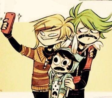 Selfie knt z-toon