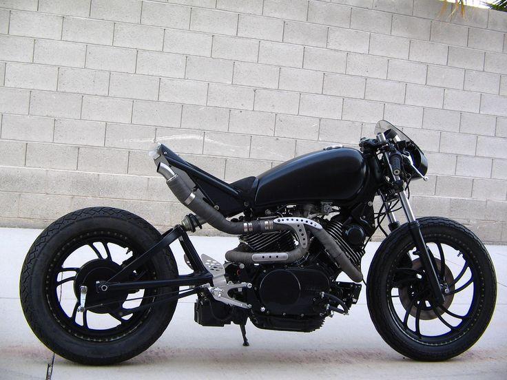 Yamaha Motorcycle Virago