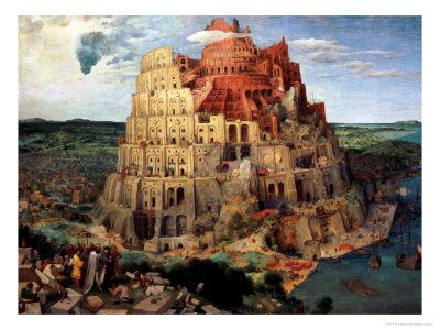 Google Image Result for http://art-canyon.com/wp-content/uploads/2010/08/the-tower-of-babel.jpg