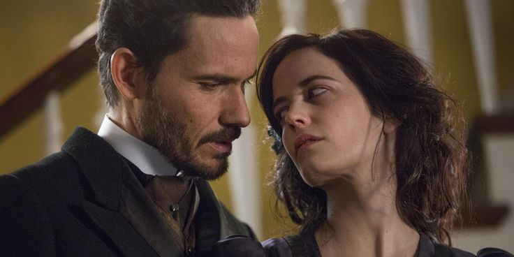 Christian Camargo and Eva Green in Penny Dreadful Penny Dreadful Wont Return for Season 4; Showrunner Talks Season 3 Finale