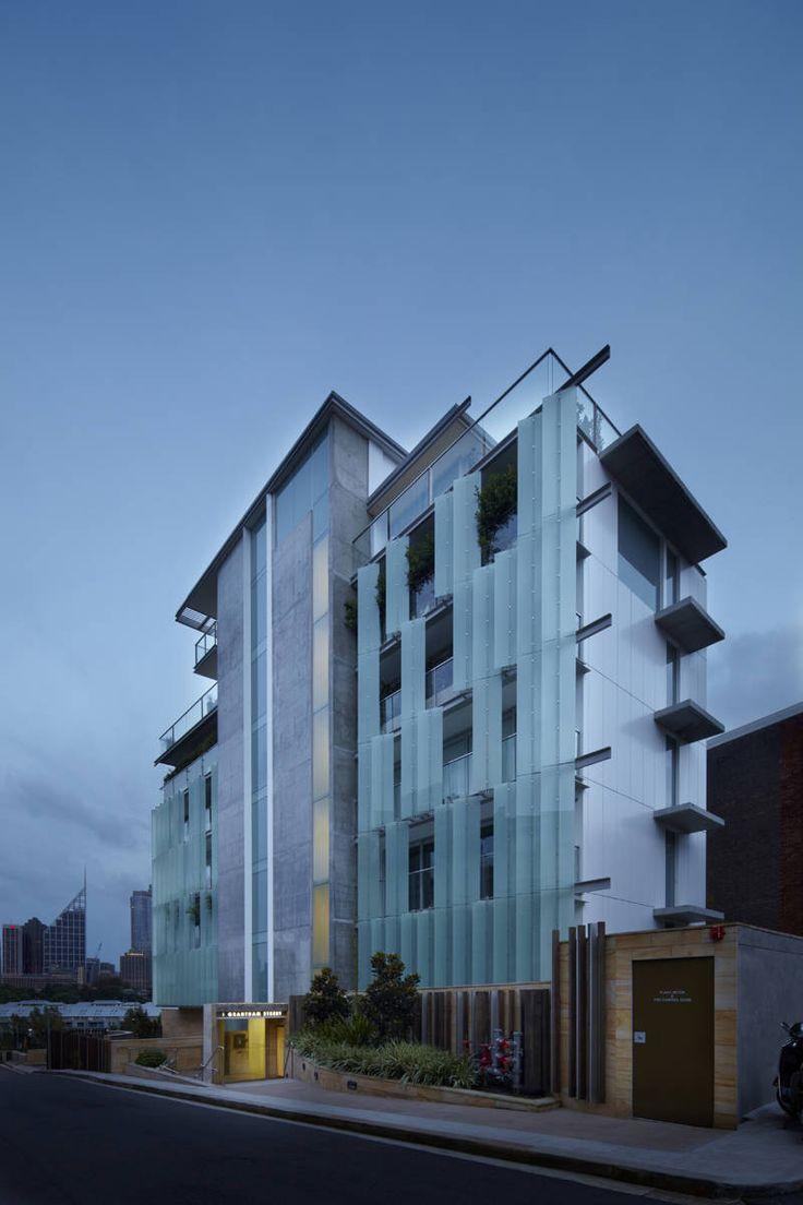 Galer 237 a de casa patio ar arquitetos 22 - Gallery Of The Grantham Popovbass Architects 1