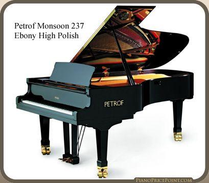 Petrof 237 Grand Piano