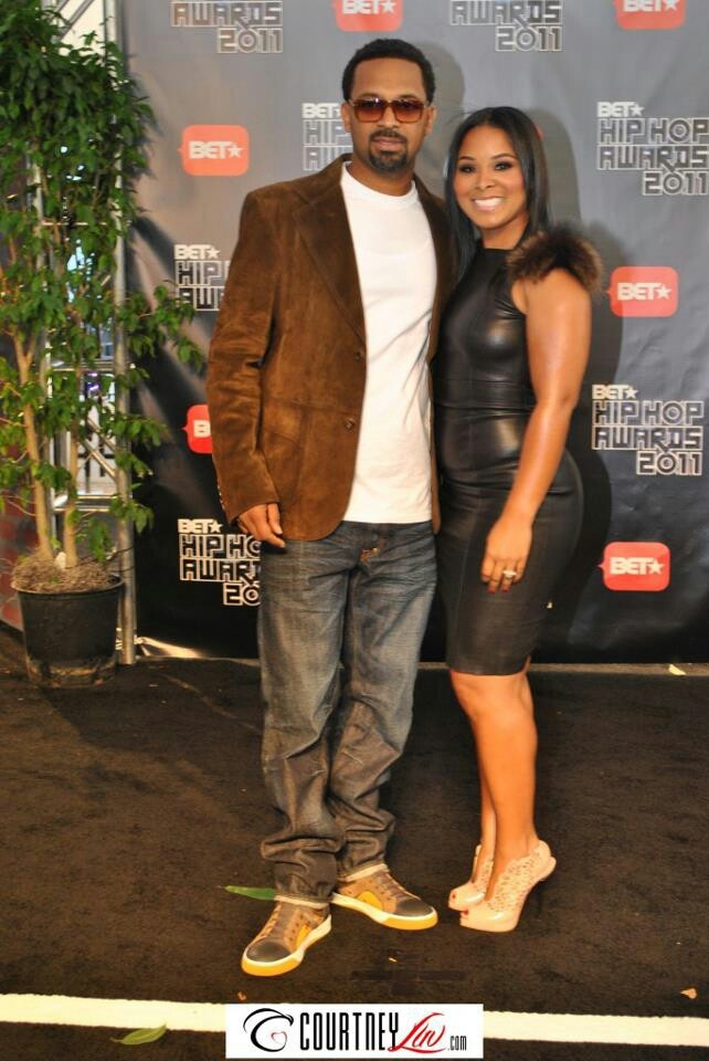 Mr. and Mrs. Mike Epps
