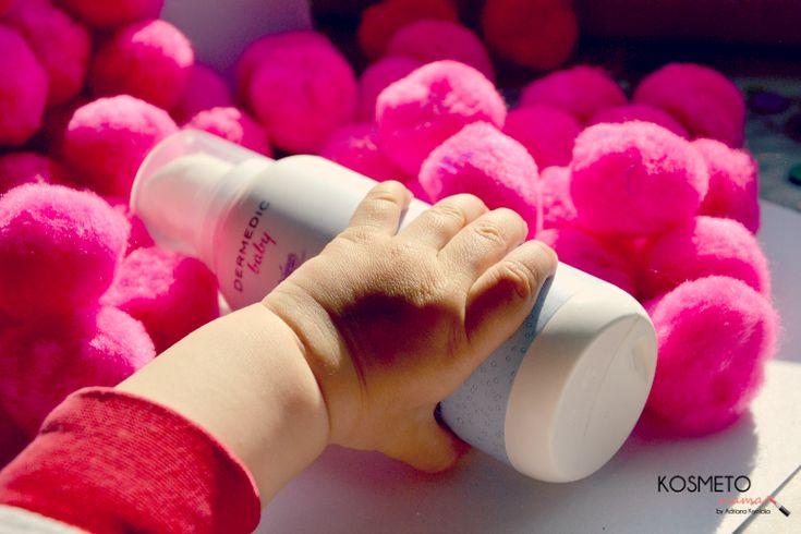LINUM baby Lekki balsam do ciała od 1. miesiąca życia