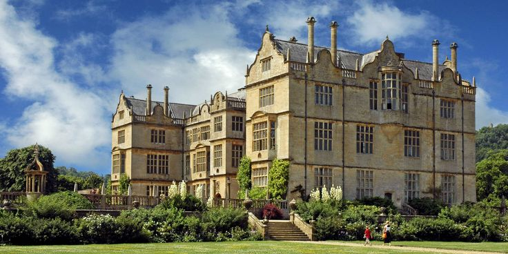 Montacute House, Somerset, featured in Sense and Sensibility