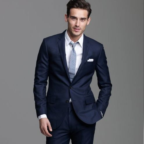17 best ideas about navy blue suit combinations on Blue suit shirt tie combinations
