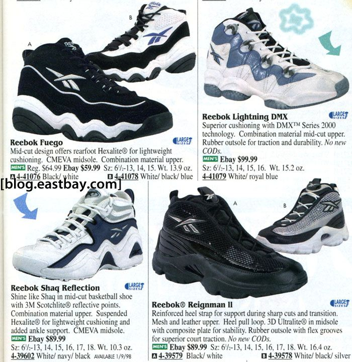 Reebok Shoes Womens
