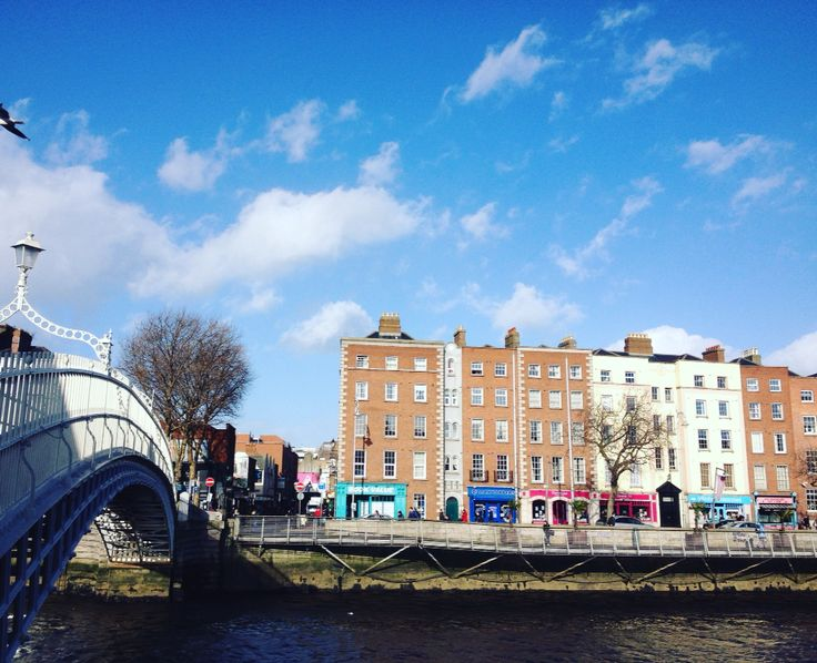 Liffey River. Dublin 10/02/16