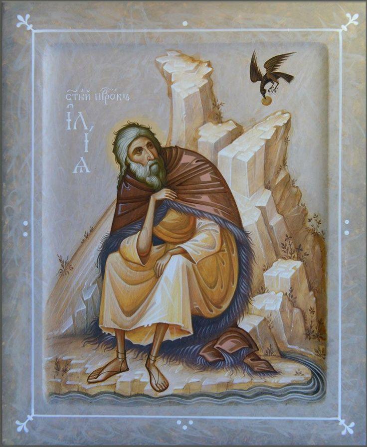 Prophet Elias byOleg Shurkus