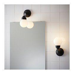 Ikea Bathroom Lighting: 17 Best ideas about Ikea Bathroom Lighting on Pinterest | Ikea bathroom, Ikea  bathroom mirror and Pottery barn bathroom,Lighting