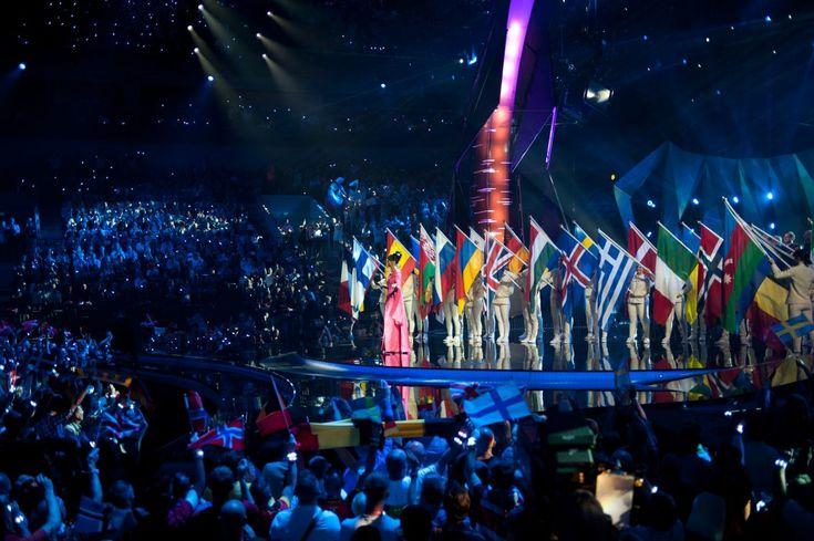 eurovision 2014 on tv australia