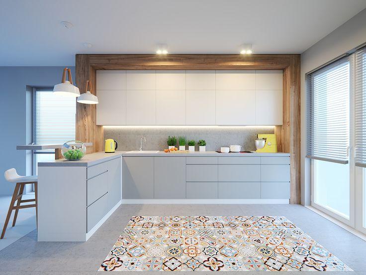 Meble Kuchenne Bialo Szare Home Decor Kitchen Home