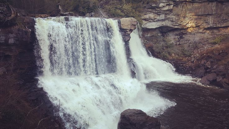 Not a real hike but Blackwater Falls in Davis WV. #hiking #camping #outdoors #nature #travel #backpacking #adventure #marmot #outdoor #mountains #photography