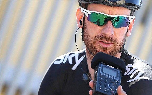 Sir Bradley Wiggins - Tour of Flanders 2014: Sir Bradley Wiggins steps in for Ian Stannard as preparations for Paris-Roubaix ramp up