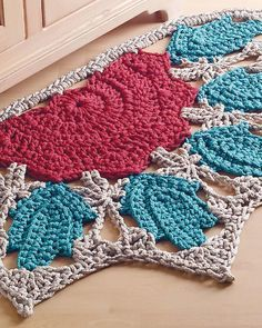 """There are over 1,700 pattern in """"The Crochet! 10 Year Anniversary Collection 2002-2011"""" and this is just one of the designs."""