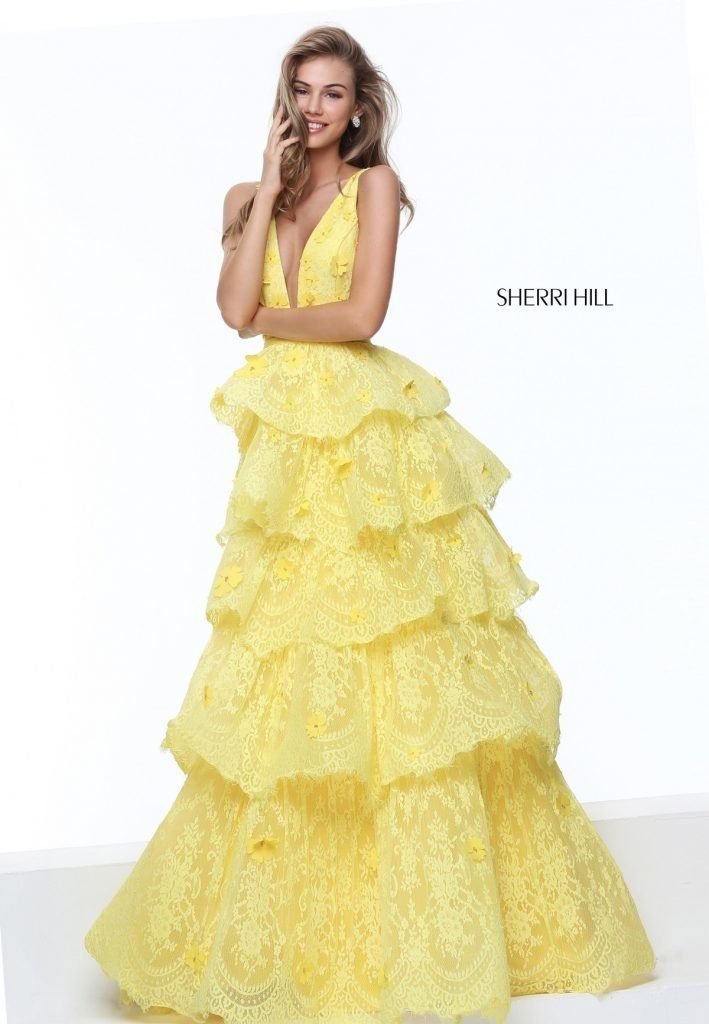 5d1f8c8956cc Sherri Hill Style 50789 | Dresses/Skirts in 2019 | Prom dresses ...