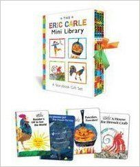The Eric Carle Mini Library: A Storybook Gift Set (The World of Eric Carle): Eric Carle: 9781416985167: Amazon.com: Books