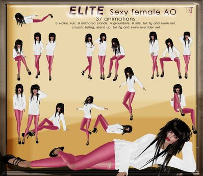 TuTy's Elite - sexy female AO (Free)
