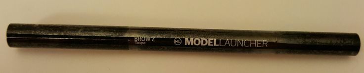 "MODEL LAUNCHER  Brow'z Eyebrow Pencil in ""Taupe"", New & Sealed."