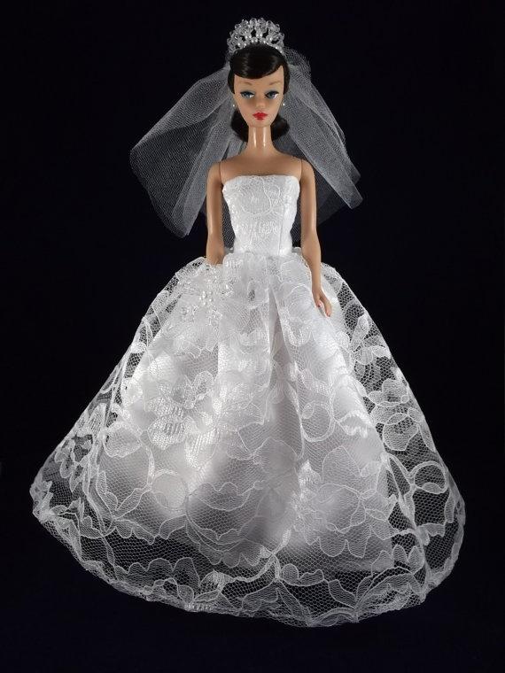 98 best Barbie images on Pinterest   Barbie dolls, Barbie bridal and ...