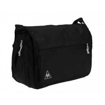 Geanta Le coq sportif Messenger Chronic black