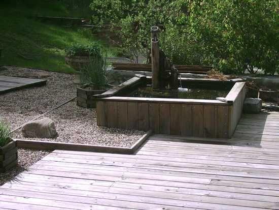 112 best images about terrasse jardin on pinterest gardens belle and planters - Terrasse jardin pinterest strasbourg ...