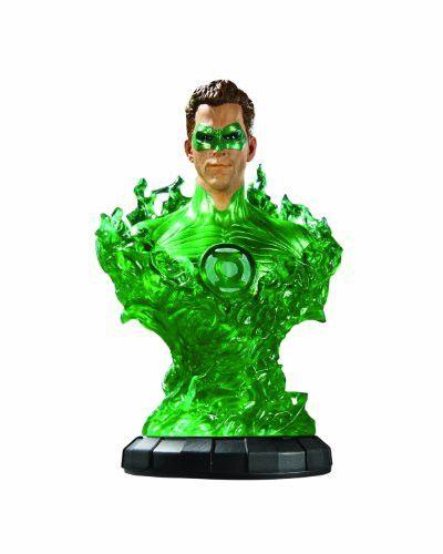 DC Direct Green Lantern (Movie): 1:4 Scale Hal Jordan Deluxe Bust