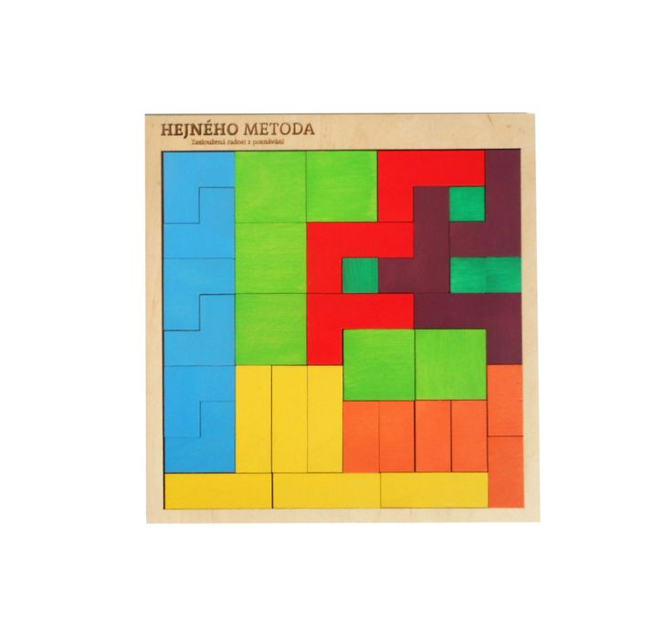 Parkety Wooden educative game for learning basic math principles