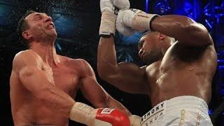 Anthony Joshua 100 Percent Knock Out Highlights 2017