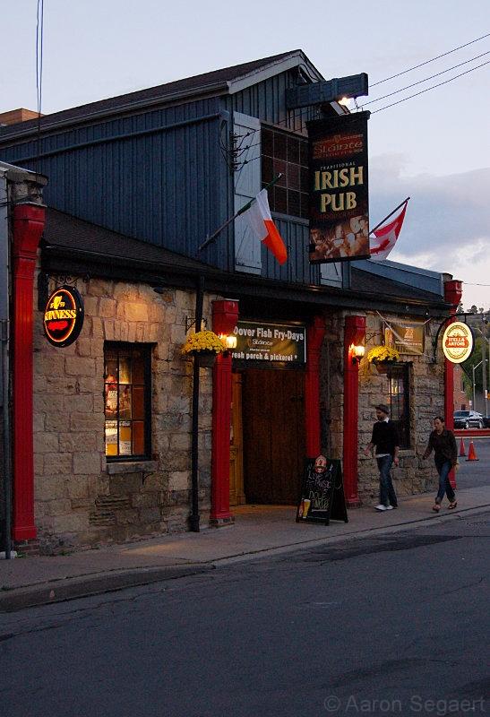 Slainte's Irish Pub from CORKTOWN: An urban neighbourhood in Hamilton - SkyscraperPage Forum