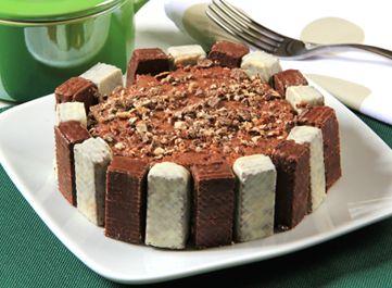 Torta HERSHEY'S Mais Extra Cremoso