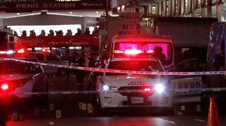 FBI bomb squad investigates 'suspicious package' in Elizabeth, New Jersey