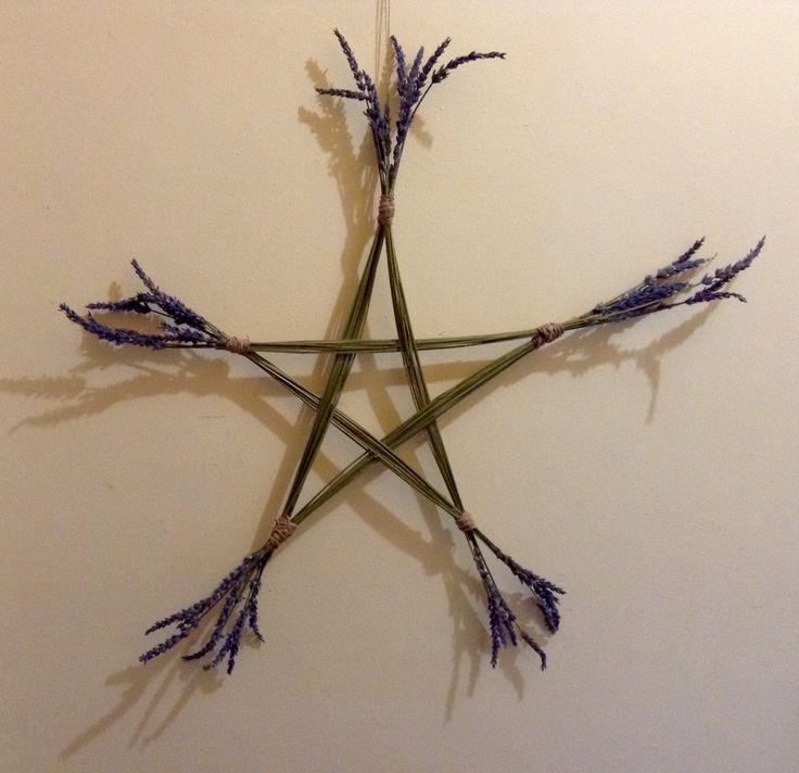 Lavender Pentagram.