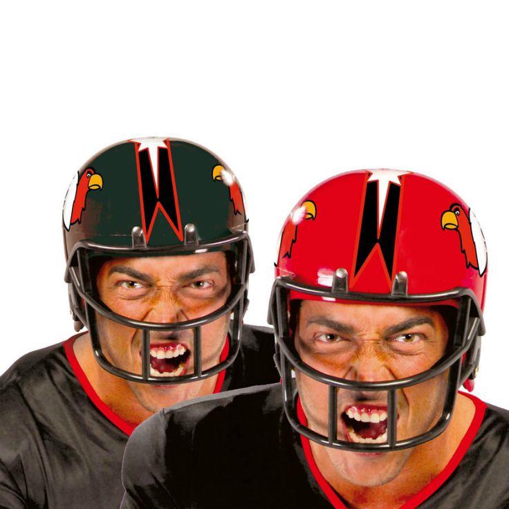 Casco de Fútbol Americano #sombrerosdisfraz #accesoriosdisfraz #accesoriosphotocall