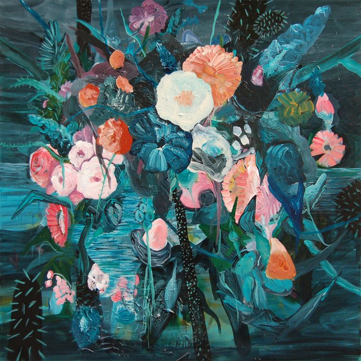Nightflowers by Mia Nelle Droschler