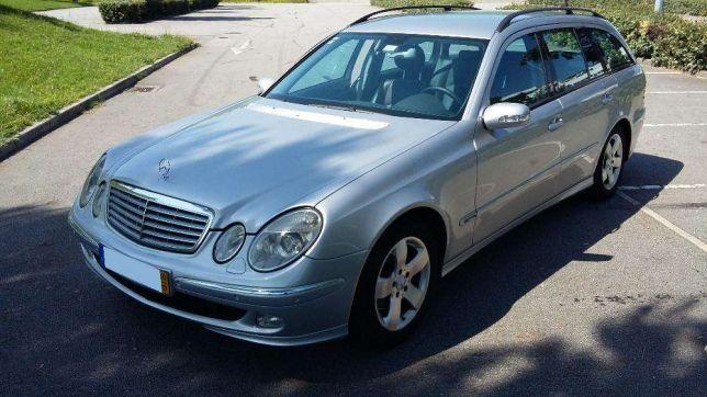 Mercedes-Benz E 270 CDi Avantgarde - 177cv - 03 preços usados