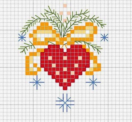 Cross stitch pattern www.danihaft.blogspot.com
