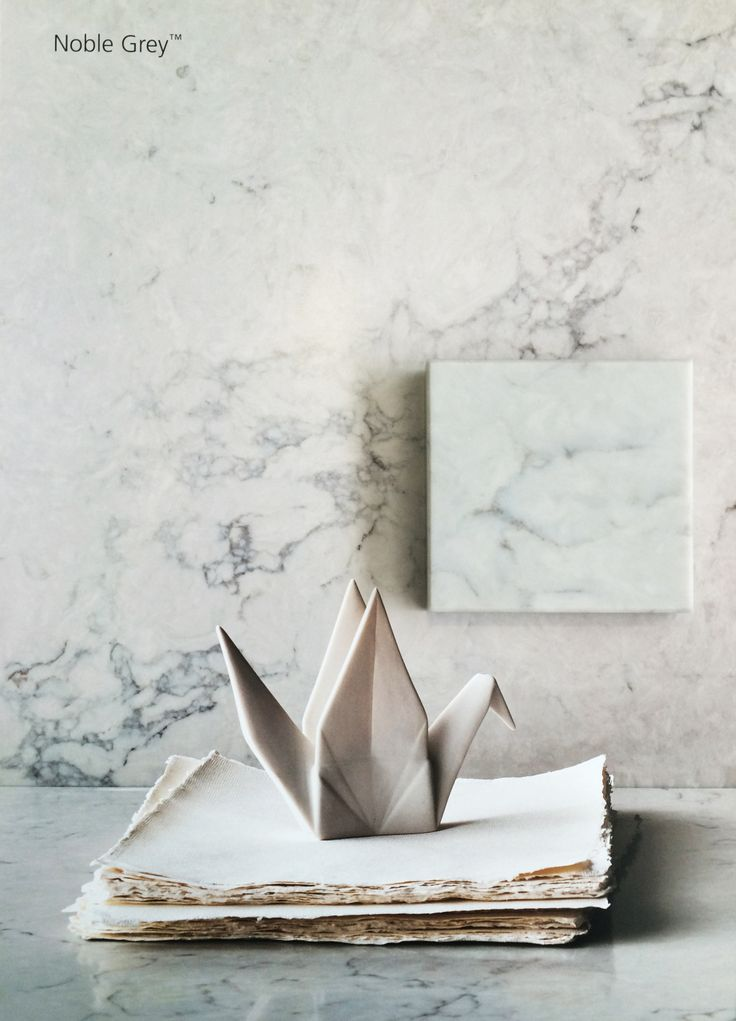 Caesarstone' Noble Grey is an extraordinary representation of a natural stone. Read our review on this product for more information.