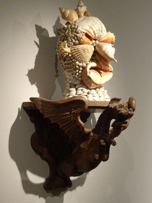 Venice Sculpture - Various Museums - Shell Art