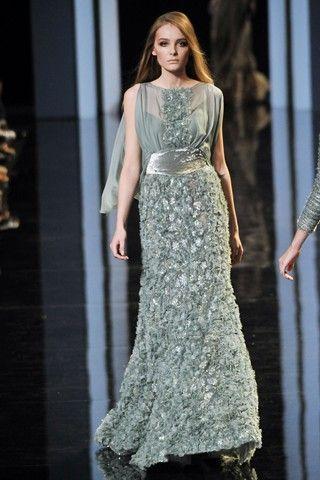 Elie Saab   Paris Haute Couture Fall 2010