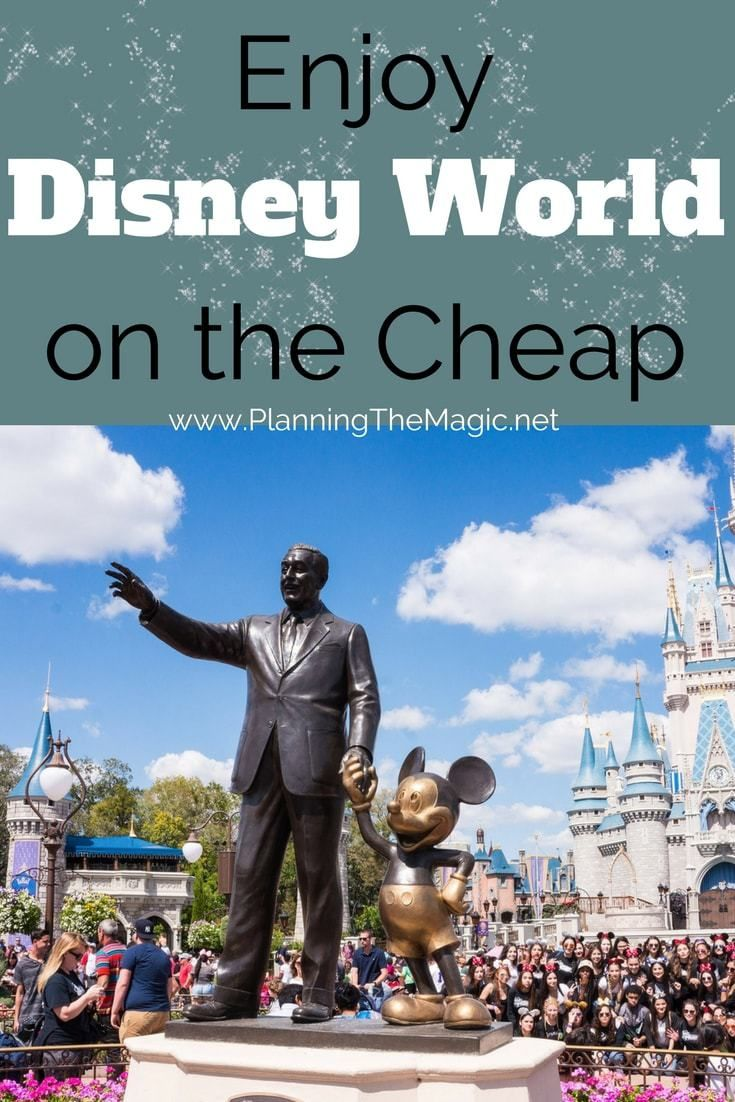Do Disney the right way and learn how to Enjoy Disney on the Cheap.  Find more information at http://www.planningthemagic.net