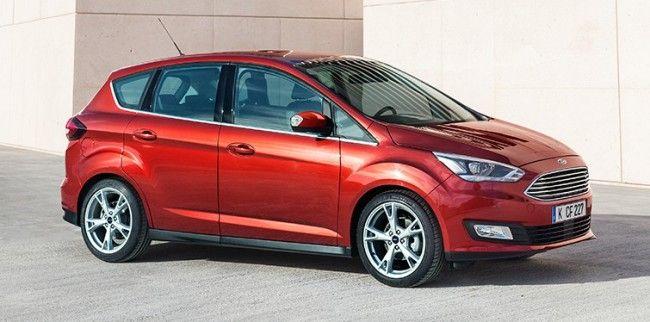 Ford C-MAX l'automobile che semplifica la vita in famiglia