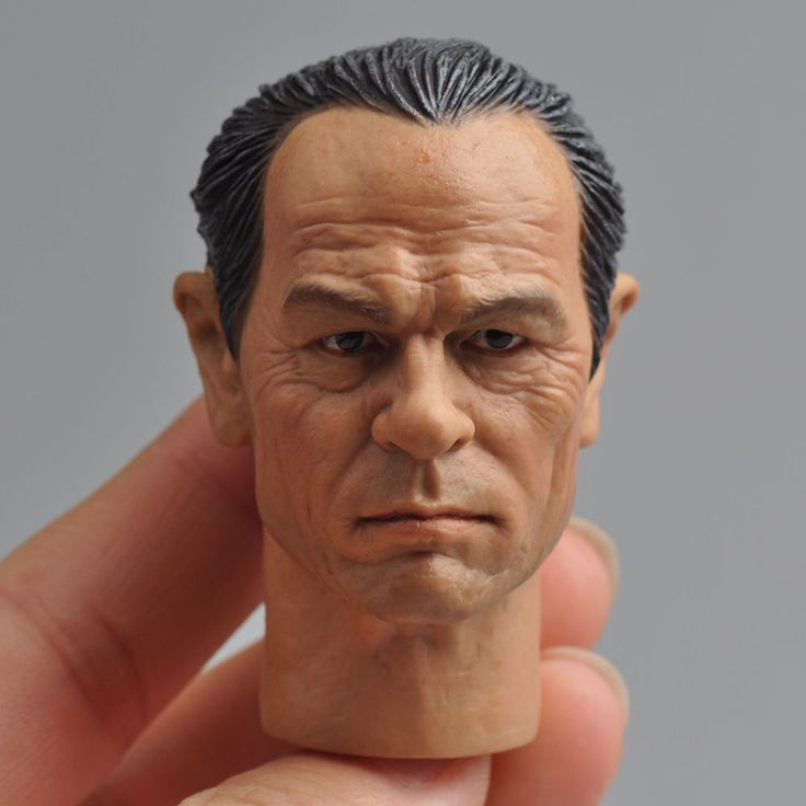 """1/6 Scale Tommy Lee Jones Male Head Sculpts Model Toys For 12"""" Action Figure Body Accesssory Gifts Collections //Price: $US $18.99 & FREE Shipping //     #rchelicopters"""