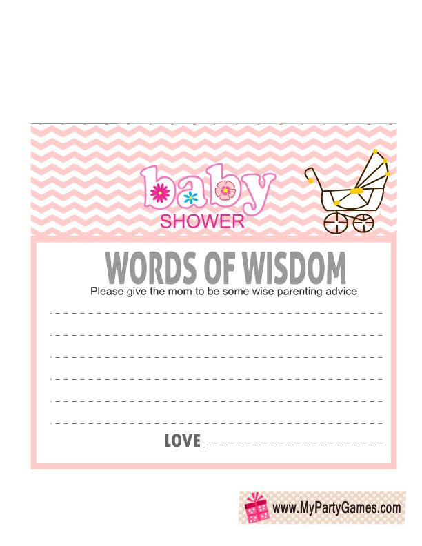 words-of-wisdom-baby-shower-pink.png (612×792)